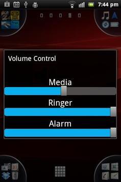 Volume Widget screenshot 1