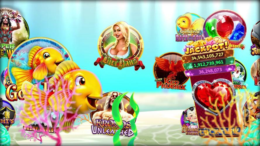Free Coins On Goldfish Slots