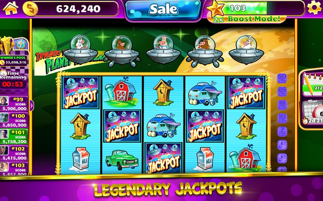 Jackpot Party poster