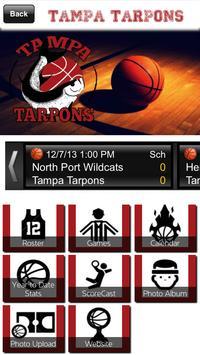 Tampa Tarpons screenshot 9