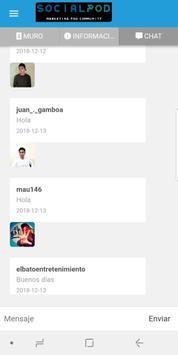 SocialPod Ekran Görüntüsü 2