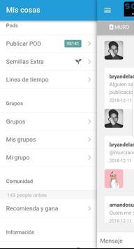 SocialPod Ekran Görüntüsü 3