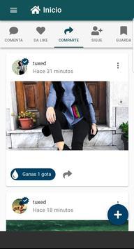 SocialPod captura de pantalla 3
