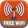 Free Wifi Connection Anywhere Network Map Connect icon
