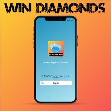 Win Diamonds poster