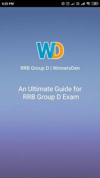 RRB Group D 2019 | WinnersDen poster