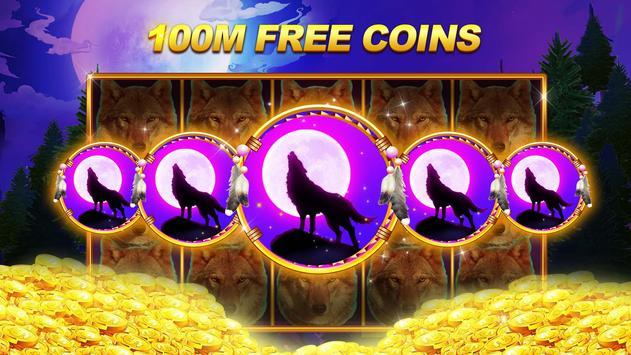 Winning Jackpot Casino Game-Free Slot Machines poster