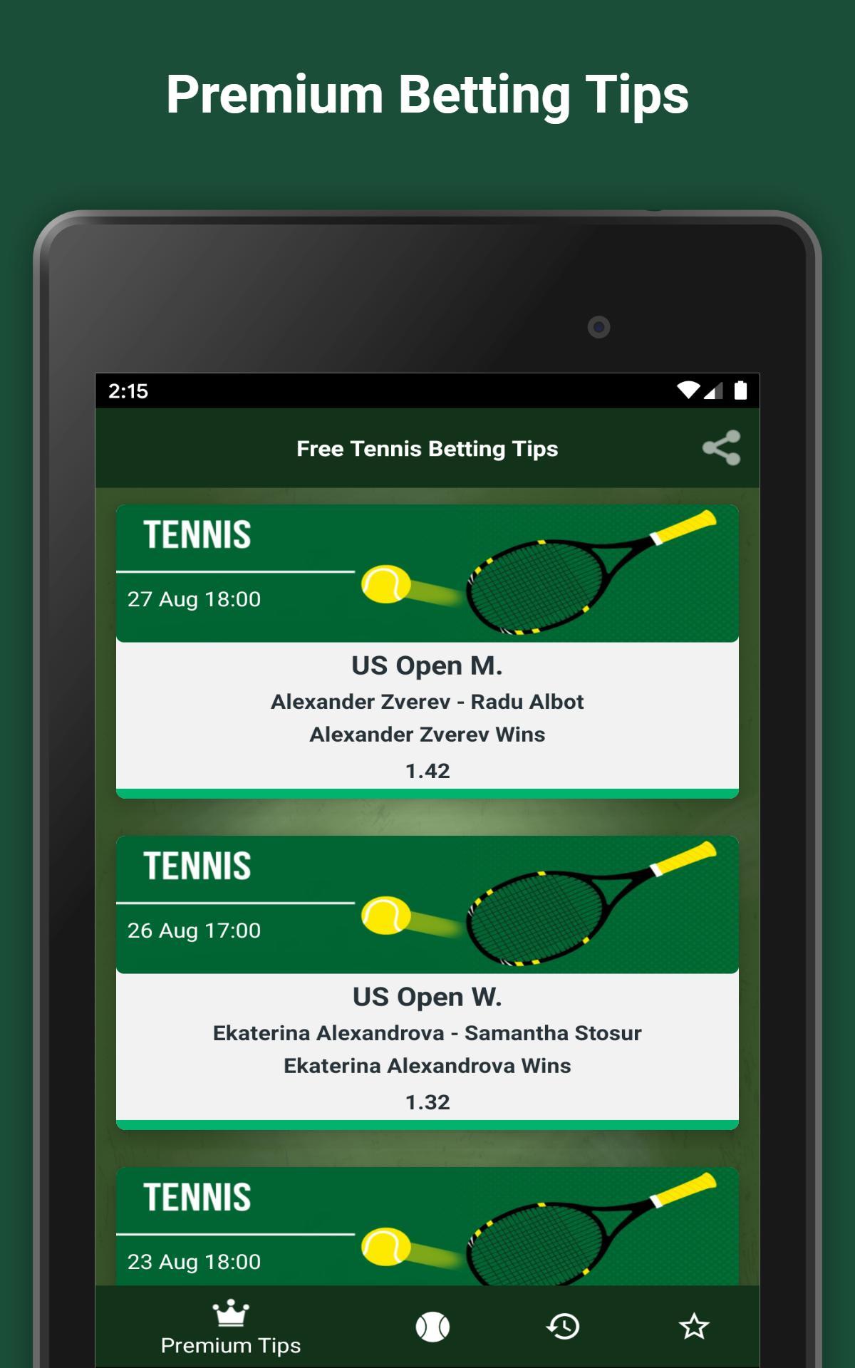 Free tennis betting predictions moddii csgo betting
