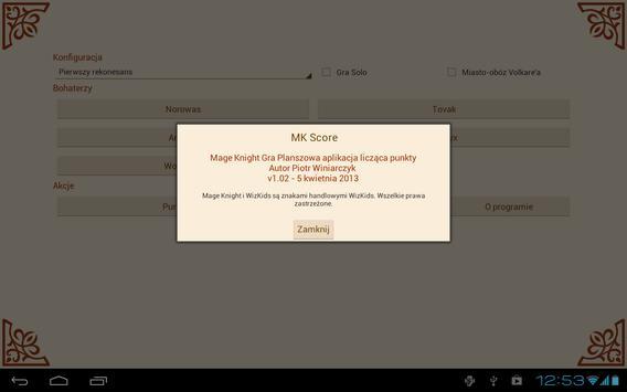 MK Score screenshot 13