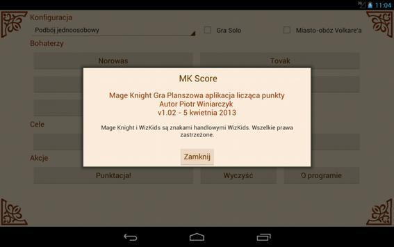 MK Score screenshot 20