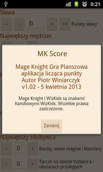 MK Score screenshot 6