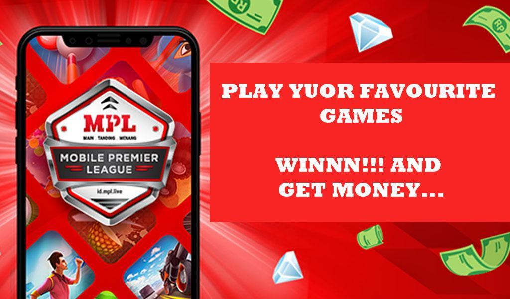 Mpl Play And Earn Money