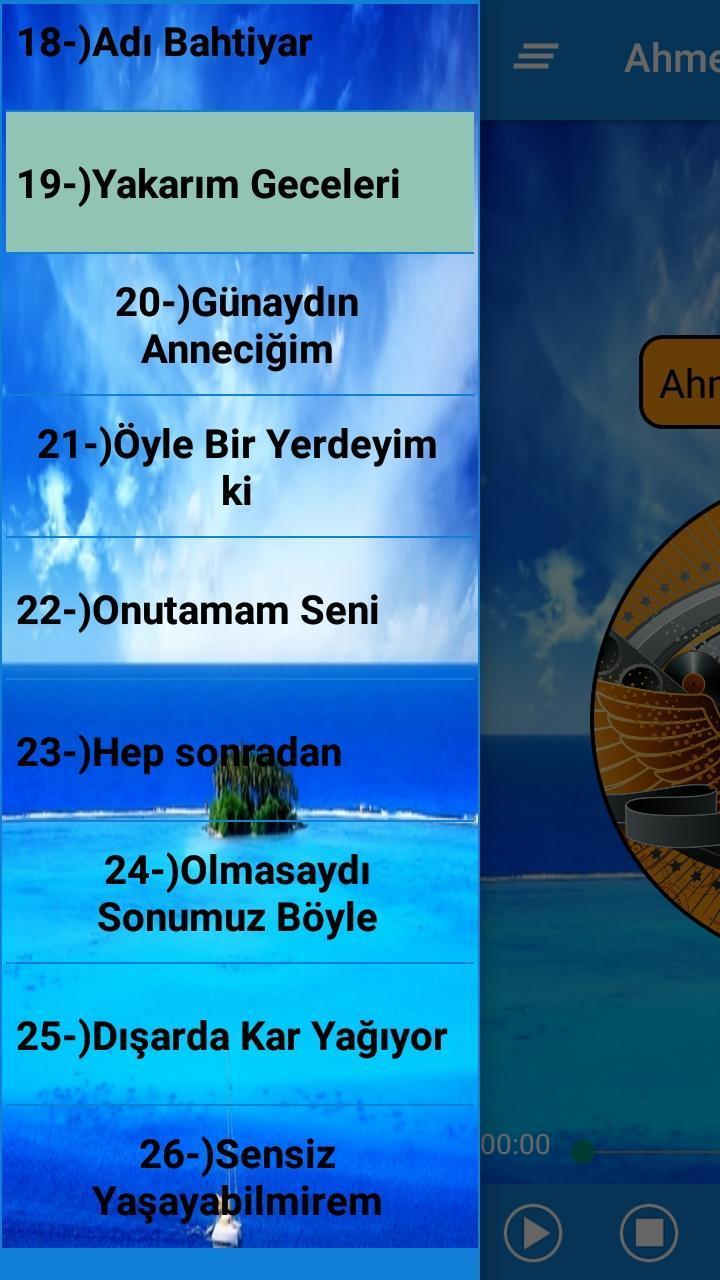 Ahmet Kaya 40 Sarki Internetsiz Dinle Fur Android Apk