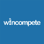 Wincompete - A competitive exam app icon