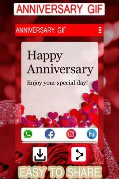Anniversary GIF screenshot 3