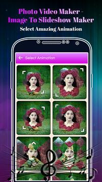 Photo Video Maker - Image To Slideshow Maker screenshot 1