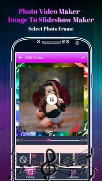 Photo Video Maker - Image To Slideshow Maker screenshot 2