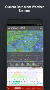 Windy.com - Wind, Waves and Hurricanes Forecast imagem de tela 4