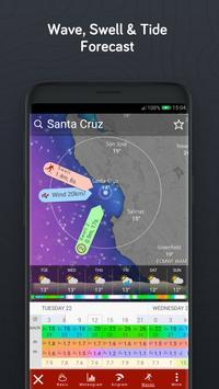 Windy.com - Wind, Waves and Hurricanes Forecast imagem de tela 5