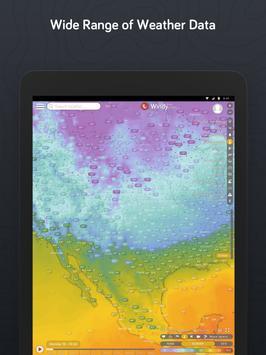Windy.com - Wind, Waves and Hurricanes Forecast imagem de tela 9