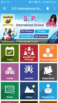 SP International School screenshot 2