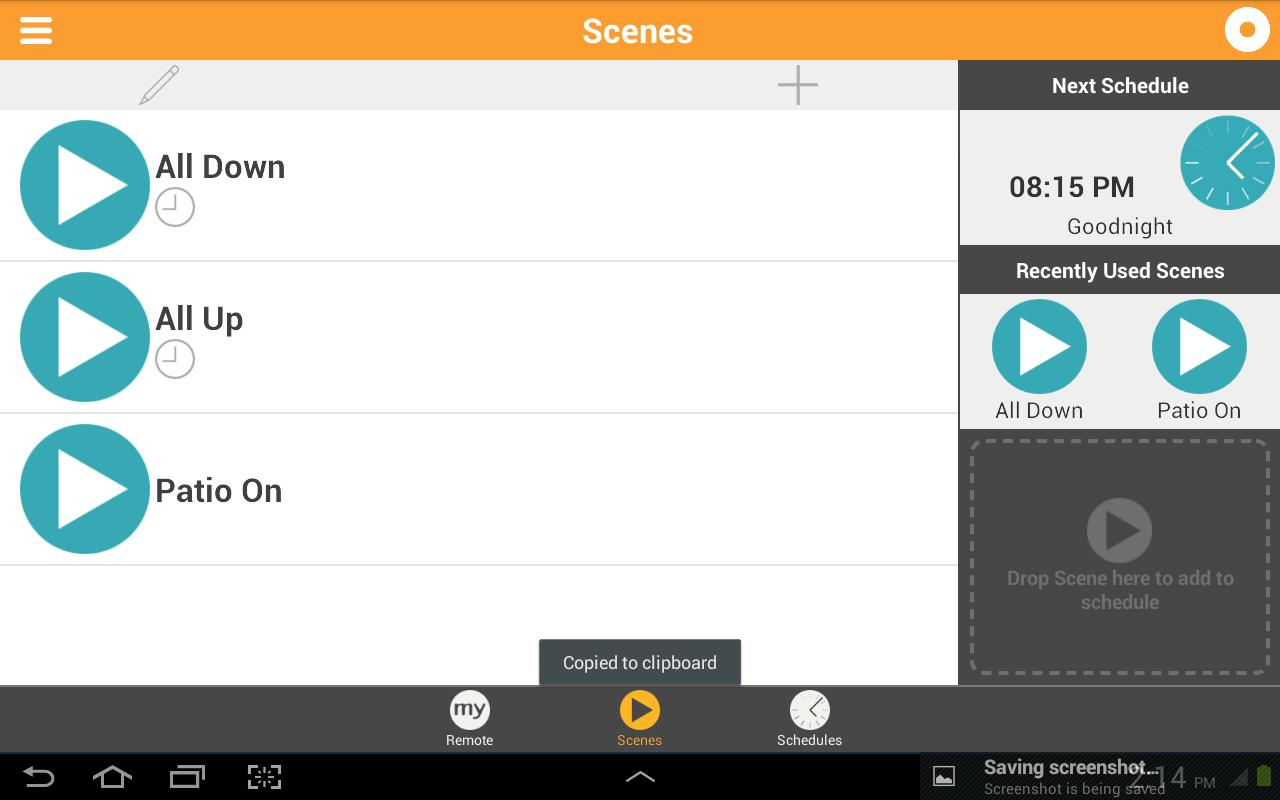 Somfy myLink para Android - APK Baixar