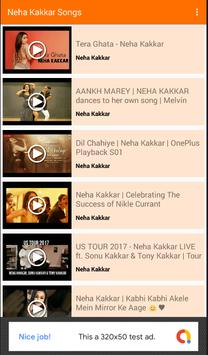Neha Kakkar -Tera Ghata Songs 2019 screenshot 4