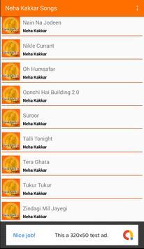 Neha Kakkar -Tera Ghata Songs 2019 screenshot 1