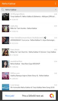 Neha Kakkar -Tera Ghata Songs 2019 screenshot 3
