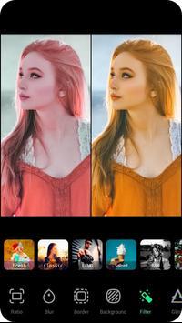 Pic Collage Photo Editor & Beauty Selfie Cam تصوير الشاشة 4