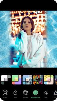 Pic Collage Photo Editor & Beauty Selfie Cam تصوير الشاشة 3