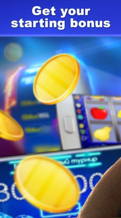 Игровые автоматы русское казино