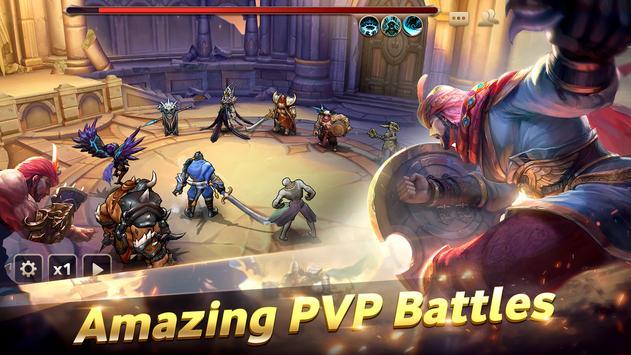 Rise of Heroes screenshot 3