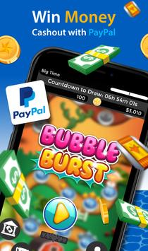 Bubble Burst plakat