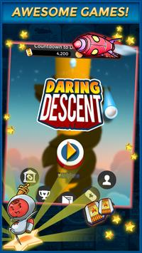 Daring Descent screenshot 2
