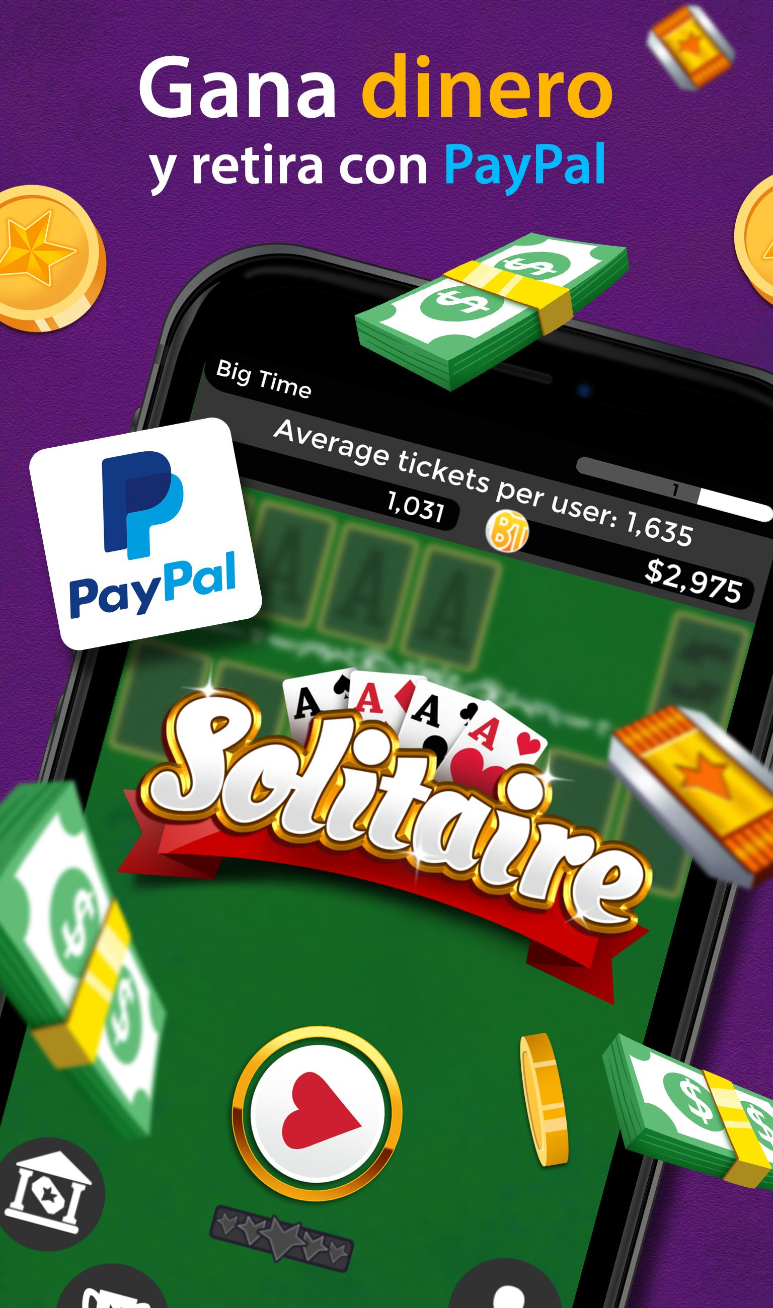 Ganar Dinero Real Con Roblox Sorteo Once Dia 20 Solitaire For Android Apk Download