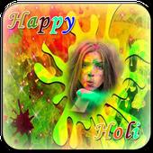 Holi Photo Frames icon