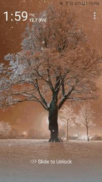 Winter Wallpaper HD - winter, snow Background poster