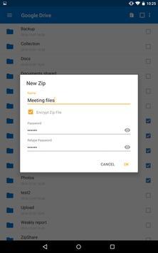 WinZip screenshot 13