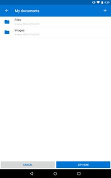 WinZip screenshot 12
