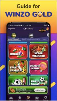 Winzo Gold: Earn Money From Games Guide screenshot 3