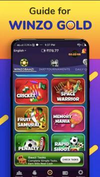 Winzo Gold: Earn Money From Games Guide screenshot 2