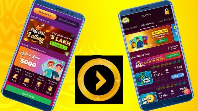 Winzo Gold: Earn Money From Games Guide screenshot 5