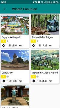 Explore Pasuruan screenshot 1