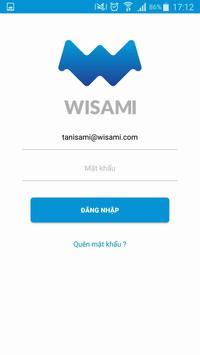 WISAMI - Chấm công & xin nghỉ phép trực tuyến screenshot 1