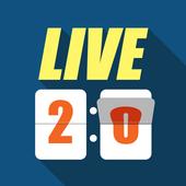 스코어센터 LIVE - 전 세계 스포츠 통합 라이브스코어 иконка