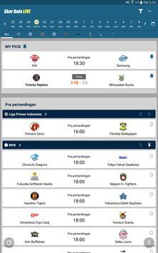 SkorBola LIVE-Sport LiveScore screenshot 8