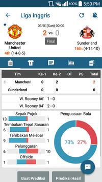 SkorBola LIVE-Sport LiveScore screenshot 1