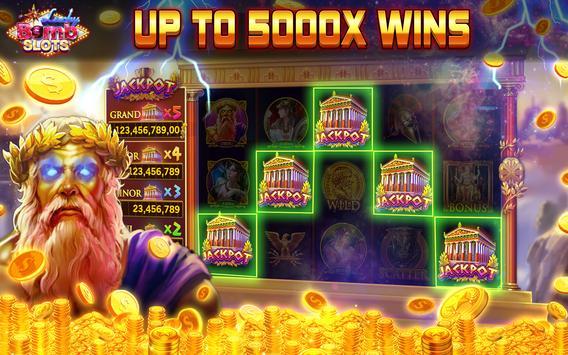 LuckyBomb Casino screenshot 13