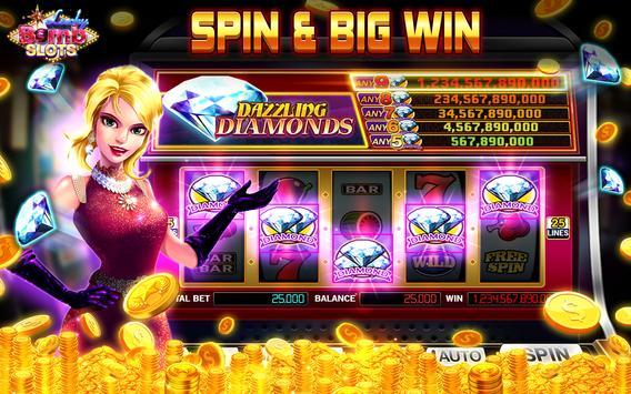 LuckyBomb Casino screenshot 2